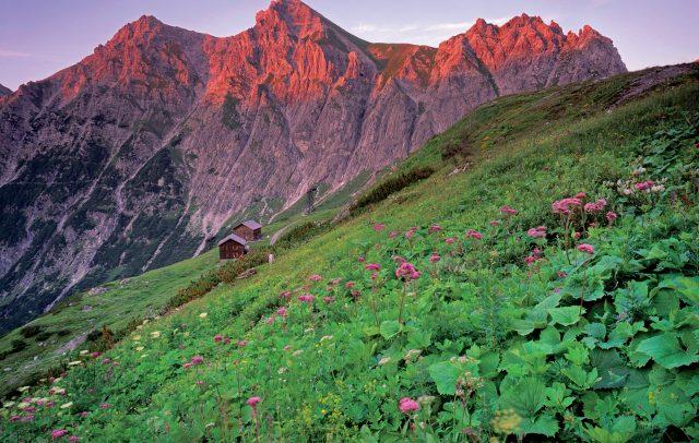 Brandnertal © Popp Hackner / Vorarlberg Tourismus