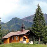Bruder Klaus Kapelle in Hirschegg