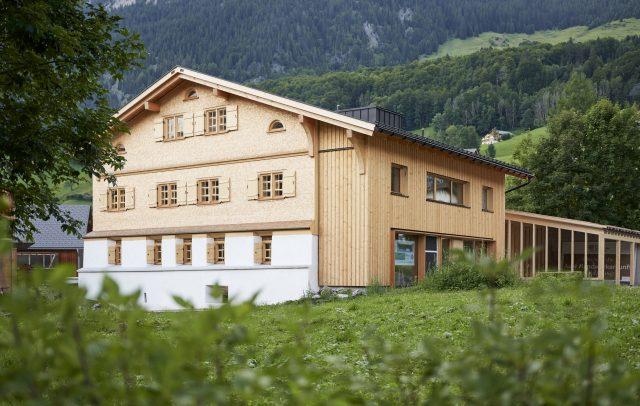 Barockbaumeister Museum in Au, Bregenzerwald (c) Marianna Moosbrugger