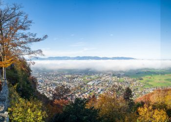 Alt Ems Blick ins Rheintal © Oberhauser Photography / Vorarlberg Tourismus