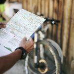 Mountainbike Karte Bregenzerwald